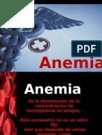 Anemia Megaloblastica Corta