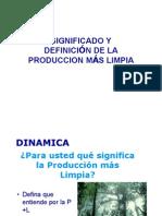 P1 Significado y Def de P+L