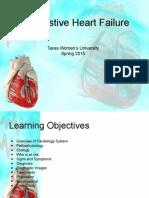 Congestive Heart Failure for 4344