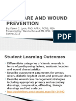 Wound and Integument Lecture NURS 3005 Spring 2015