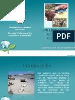 Diapositivas Investigación de Las Enfermedades Climáticas