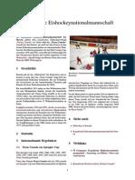 Kanadische Eishockeynationalmannschaft