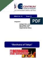 Caso Benihana_Grupo 19