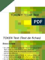 Token y Tedaf Testr