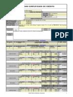 Plano Simplificado Investimento BNDES