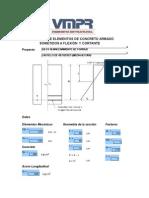 Ejemplo de Diseño de Una Viga Sujeta a Cortante y Flexion 2