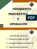 manual preventivo y operación camiones international