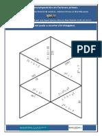 Puzzle Descomposicion Factores