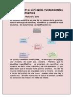 resumen n°1 analitica