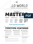 Masters Typetype Eng
