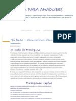 19ª Lição — Documentum Decimum Nonum - LATIM PARA AMADORES