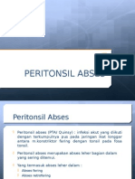 abses peritonsil .pptx