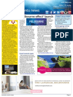 Business Events News for Wed 20 May 2015 - Melbourne effect, Event Awards, IMEX, Singapore win, ICESAP and more