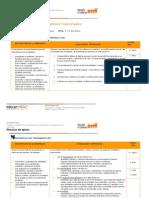 ejemplos para trabajar objetivos de aprendizajes transversales