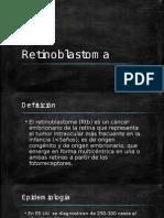 RetiNoBlastOma y Rabdomiosarcoma