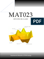 Apuntes MAT023 Completo UTFSM