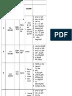 Jadwal Pk 2B-2015