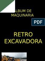 Album de Maquinaria