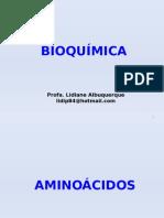 Aminoacidos e Peptídeo