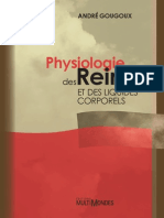 Physiologie Des Reins Et Des Liquides-corporels
