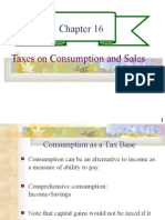 CHAPTER 16- TAXES ON CONSUMPTION AND SALE