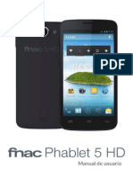 Manual Phablet FNAC 5 HD