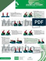 Mambo Max SoftMeds Exercise Chart