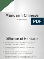 mandarin chinese pptx
