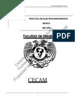 Practica electrocardiograma