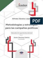 Metodologías y estrategias para las campañas políticas