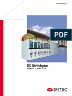 DC Switchgear