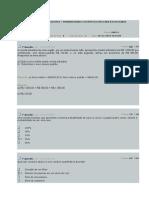 Av2 Probabilidade e Estatística