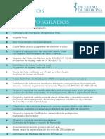 Posgrado Med Requisitos 2015