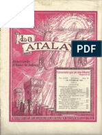 Atalaya 1º 0ctubre 1950 Español