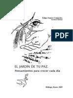 Felipe Santos - El Jadín de Tu Paz