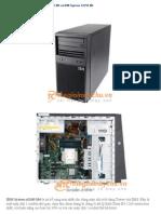 Cai Raid Tren IBM System X3100 M4 Va IBM System X3250 M4