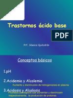 Alteraciones Eq Ac BAse