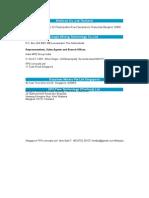 Vendors Info(2015!04!09)Ssssss