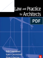 Law and Practise for Architects