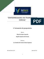 Investigación sobre las enfermedades de transmisión sexual