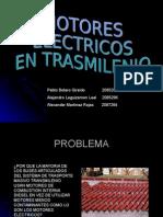 Motores Electricos en Transmilenio