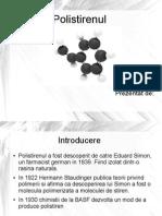 Polistirenul, slide chimie