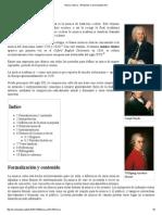 Música Clásica - Wikipedia, La Enciclopedia Libre