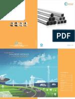 Apappolo Steel Brochure