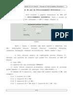 Manual de Peticionamento Eletrônico