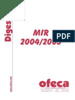 Digestivo Notas 2004-2005