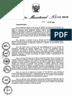 RM 0369 2012 ED_Politica Educativa Nacional 2012 - 2016