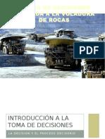 Teoria de Decisiones Aplicada a La Voladura de Rocas2