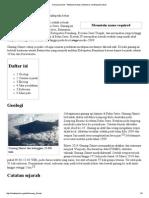 Gunung Slamet - Wikipedia Bahasa Indonesia, Ensiklopedia Bebas