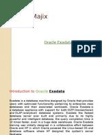 Oracle Exadata Training